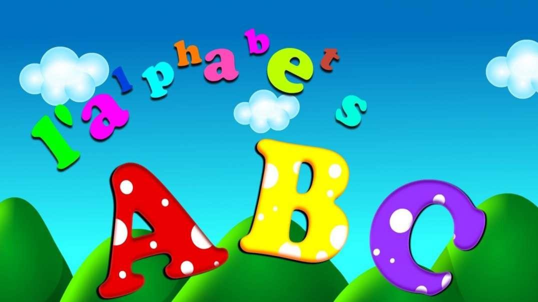 The Alphabet Song ABCD